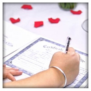 Attestation of Marriage Certificate and Nikkah Nama