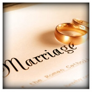 Marriage Certificate Issuance